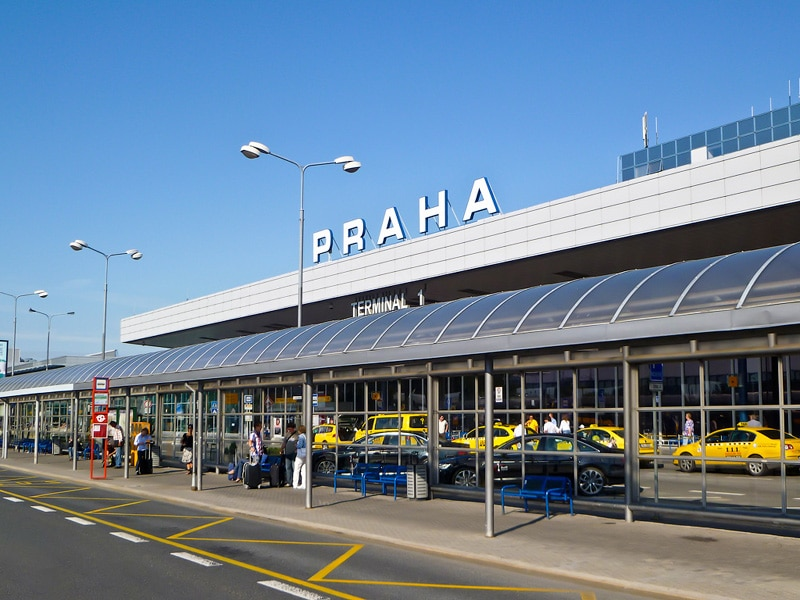 Аэропорт Вацлава Гавела Прага