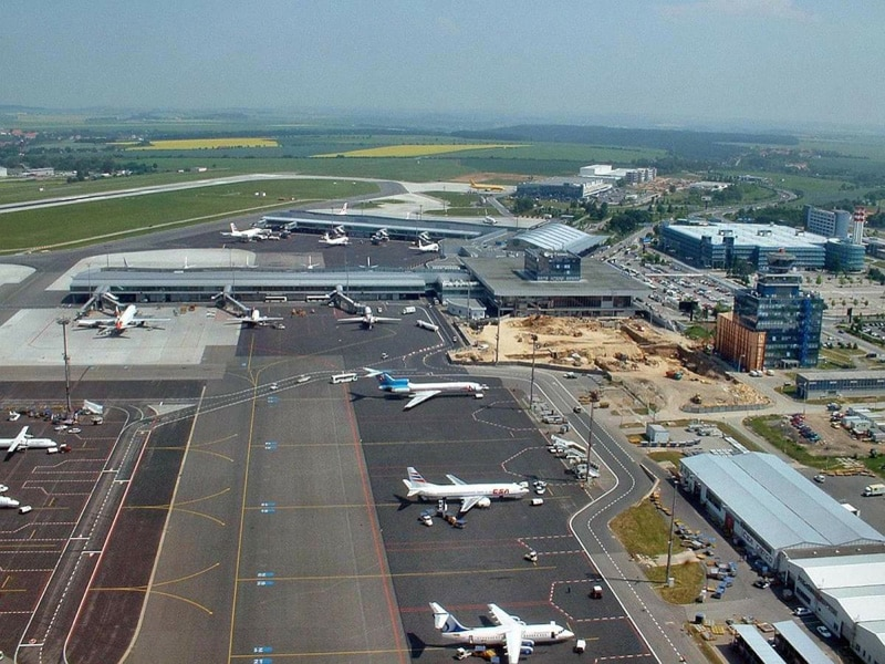 Аэропорт Рузине Прага