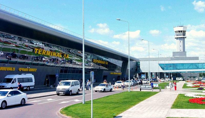 Как доехать до аэропорта Казани