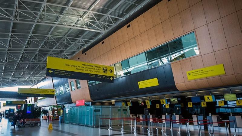 стоимость парковки в аэропорту Казани