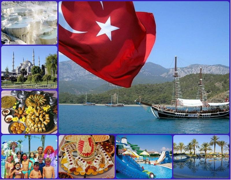 сколько лететь до Турции из Екатеринбурга