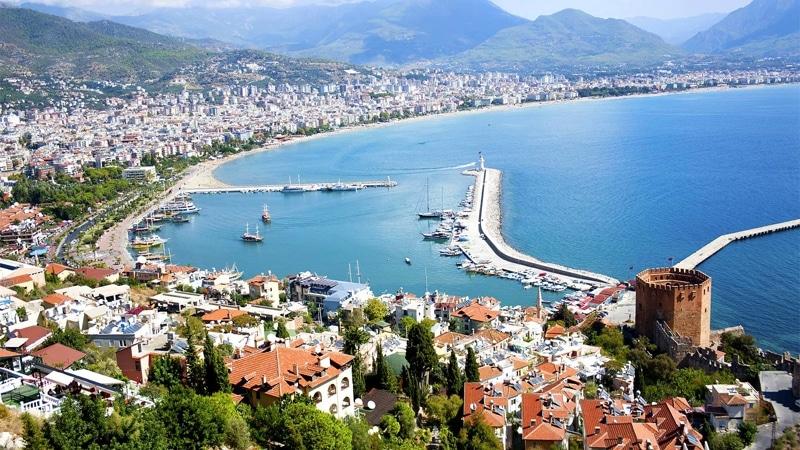 въезд в Турцию по Российскому паспорту