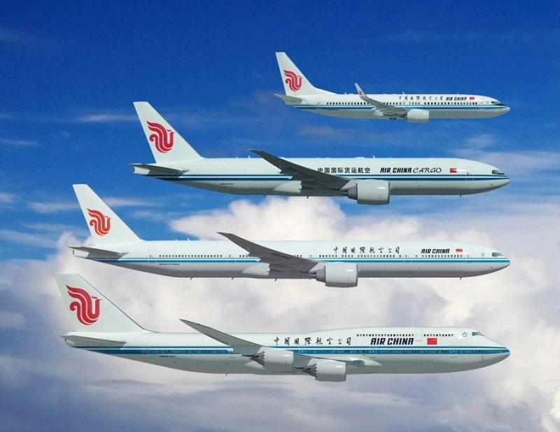 Китайские Авиалинии официальный сайт на русском языке