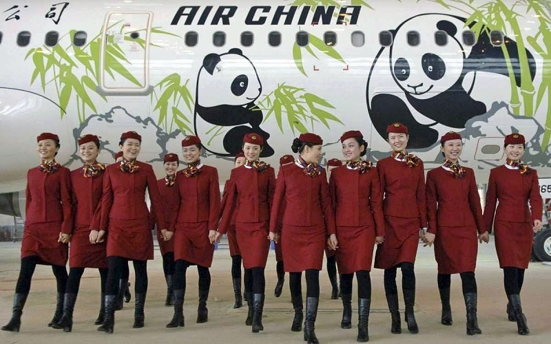 Air China официальный сайт на русском