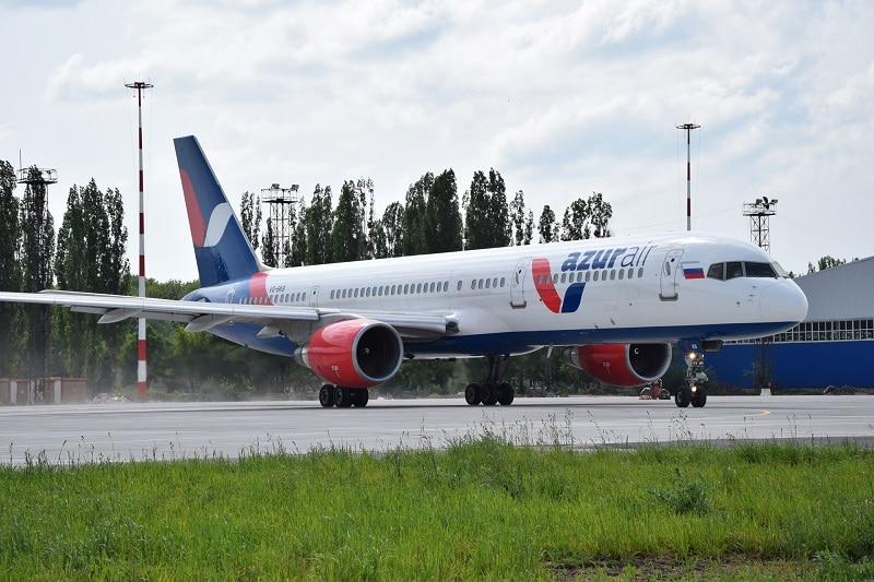 Рейтинг чартерных авиакомпаний России