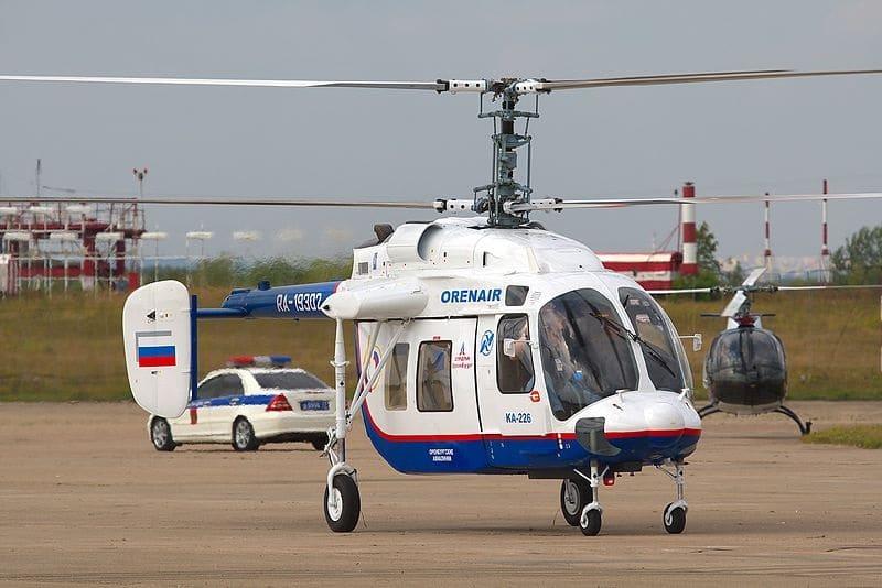 Фото вертолета Ка-226Т