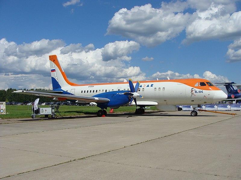 Ил-114-100