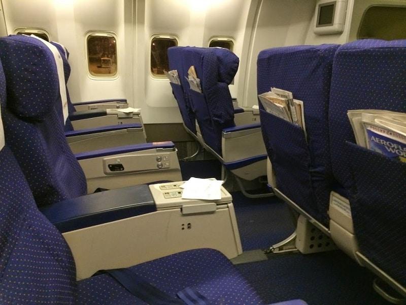 Авиакомпания Россия отзывы пассажиров