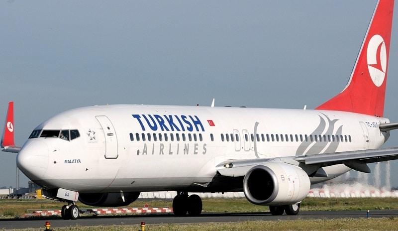 Представительство Турецких Авиалинии в Москве
