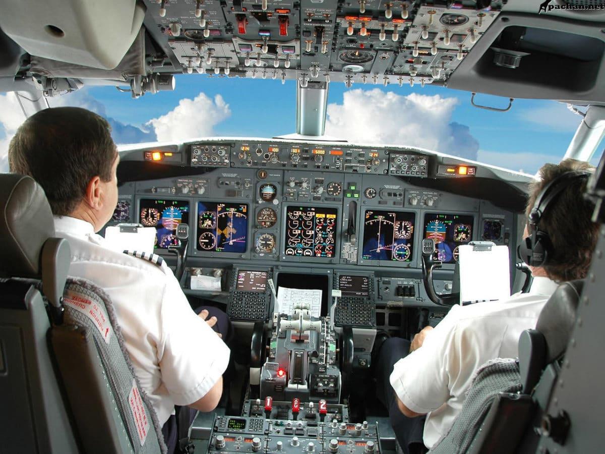 Зарплата командира воздушного судна