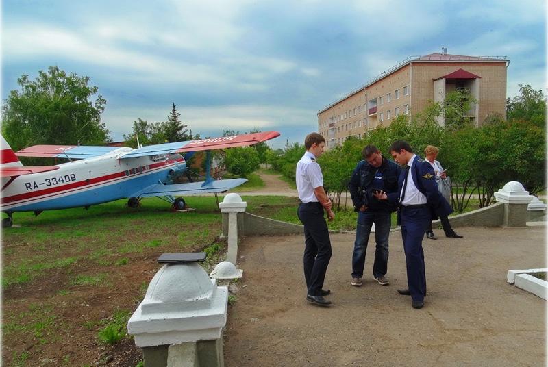 летное училище гражанской авиации Бугуруслан