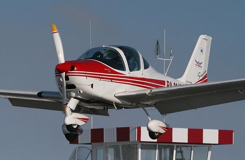Обучение на пилота гражданской авиации в Челябинске