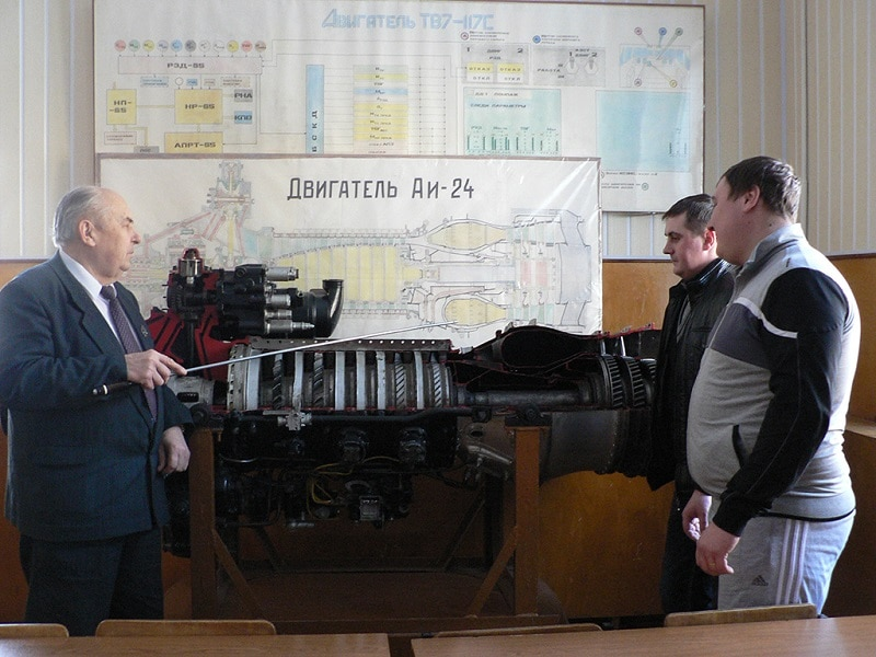 Кирсановский авиационный технический колледж гражданской авиации