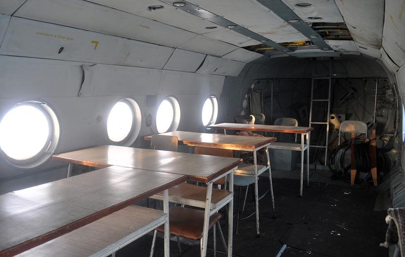 Омское вертолетное училище гражданской авиации