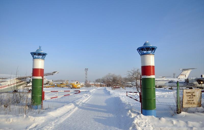 Омский колледж гражданской авиации