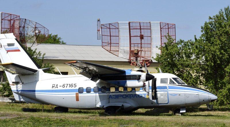 Летное училище гражданской авиации Омск