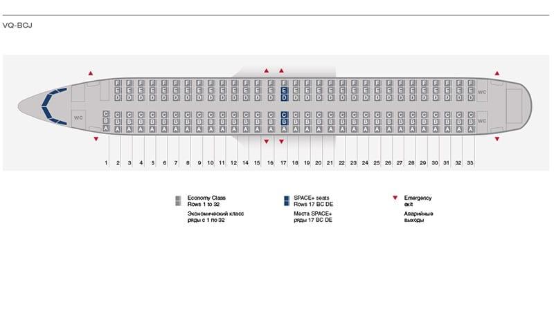 Рейс FV-5863 авиакомпании Россия