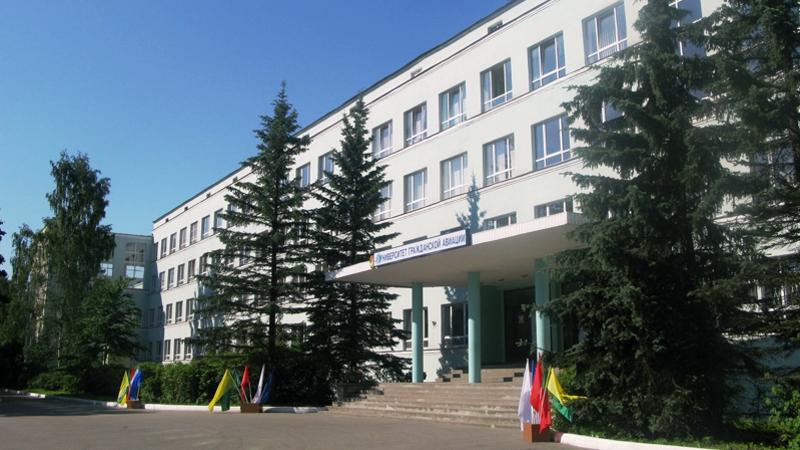 Санкт-Петербургский государственный университет гражданской авиации