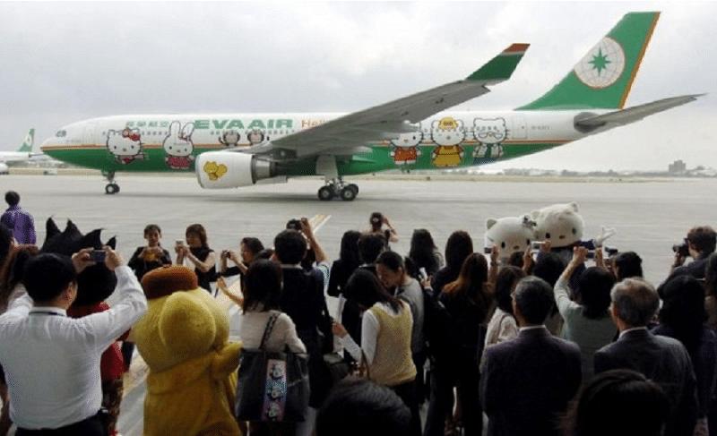 Раскраска самолетов авиакомпаний России