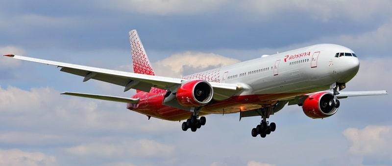 Рейс FV-5871 Москва – Бангкок