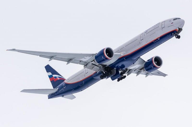 Рейс SU-1711 Хабаровск - Москва какой самолет