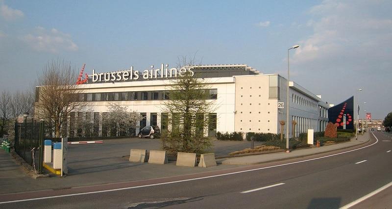 Brussels Airlines официальный сайт