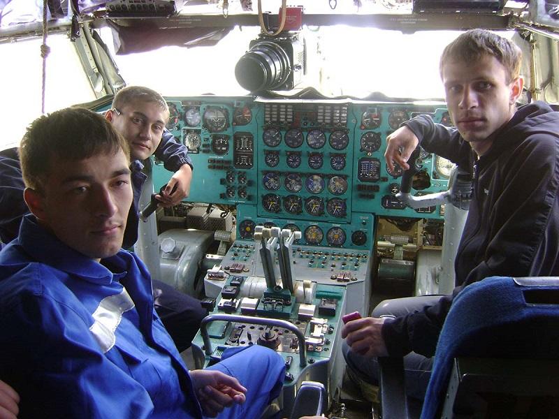 Иркутский филиал Московского государственного технического университета гражданской авиации