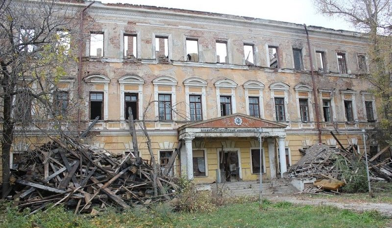 Оренбургское летное училище