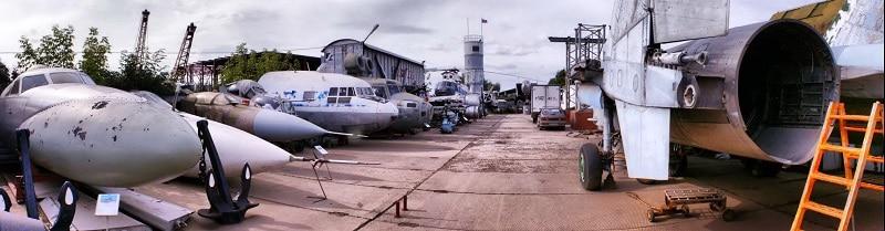 музей авиации Пермь