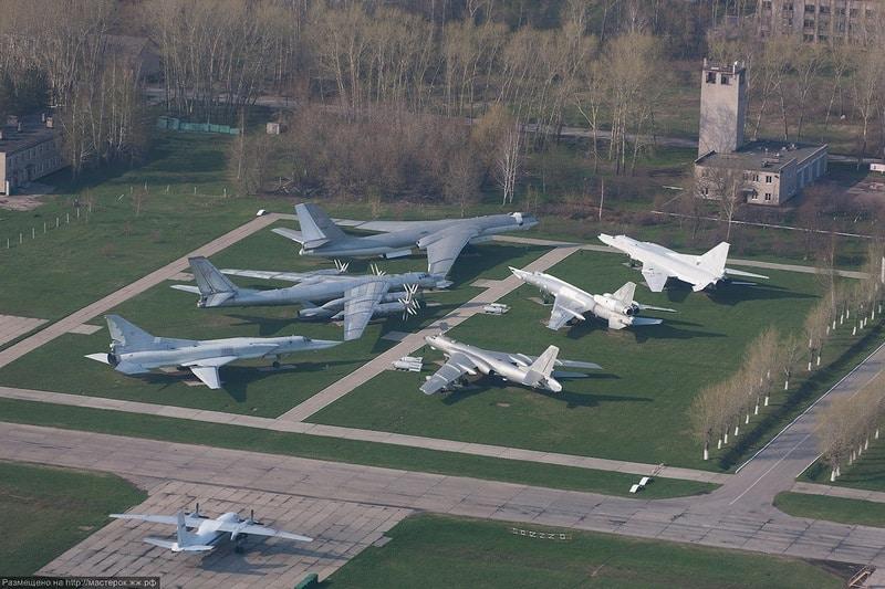 Рязанский музей дальней авиации