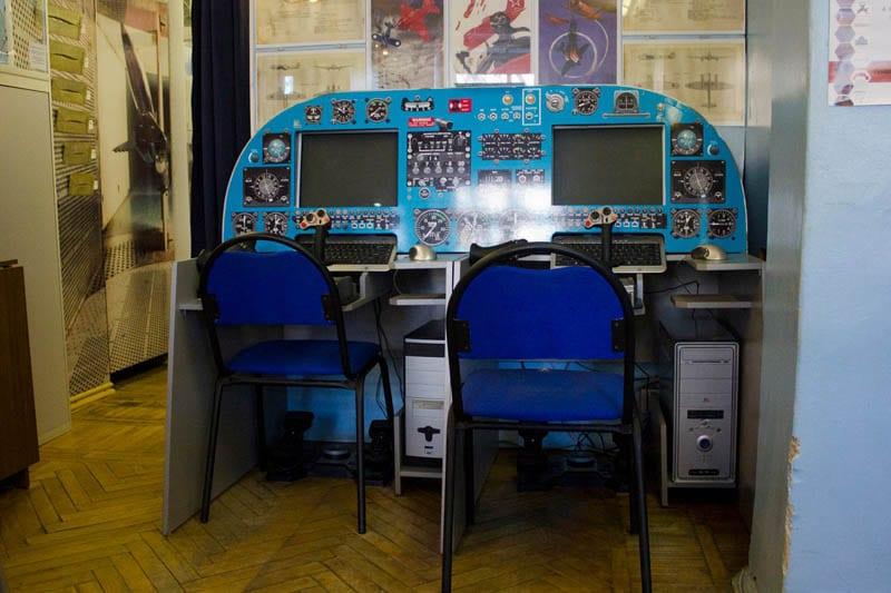 Музей авиации в Жуковском, официальный сайт