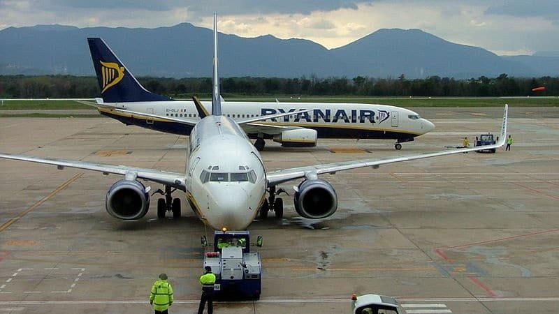 Онлайн-табло аэропорта Жирона