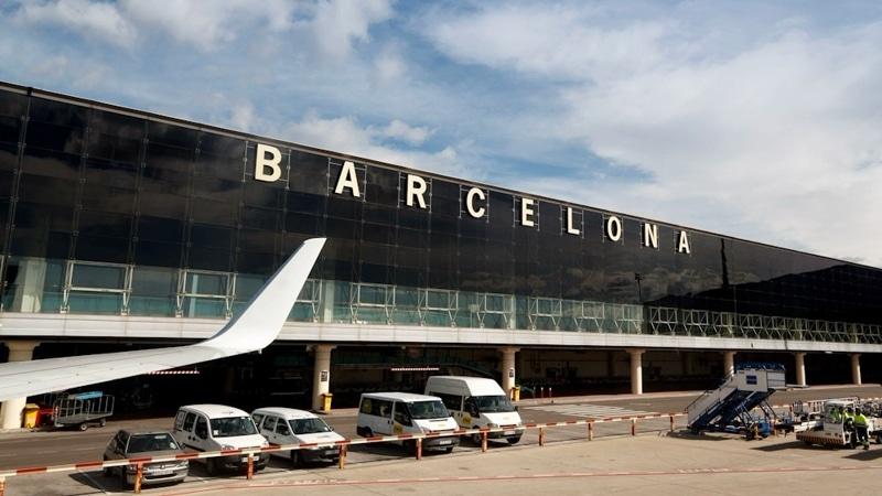 доехать из аэропорта Барселоны до Калельи