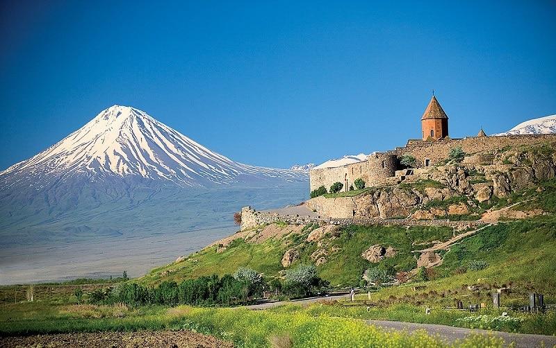 Перелет в Армению по российскому паспорту