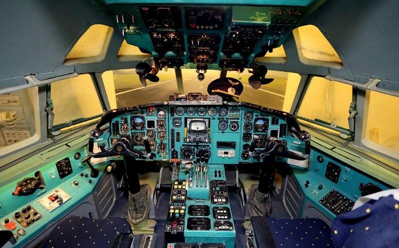 Музей самолетов в Санкт-Петербурге