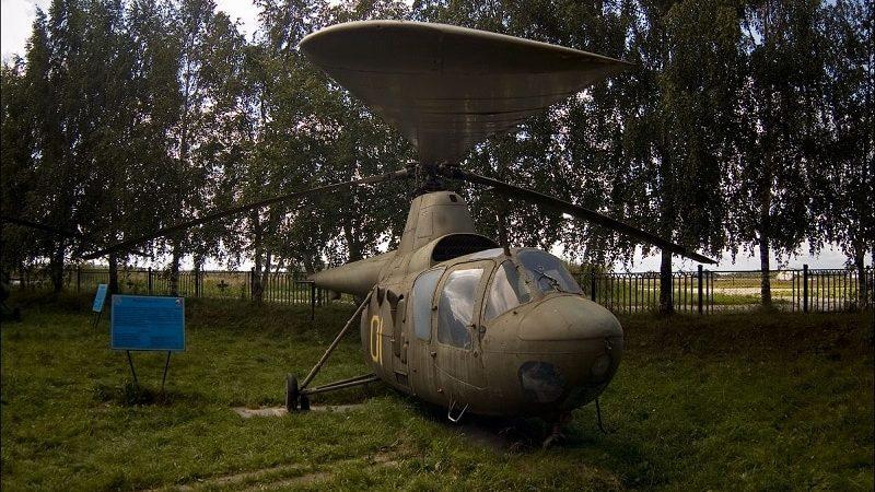 Музей вертолетов Торжок