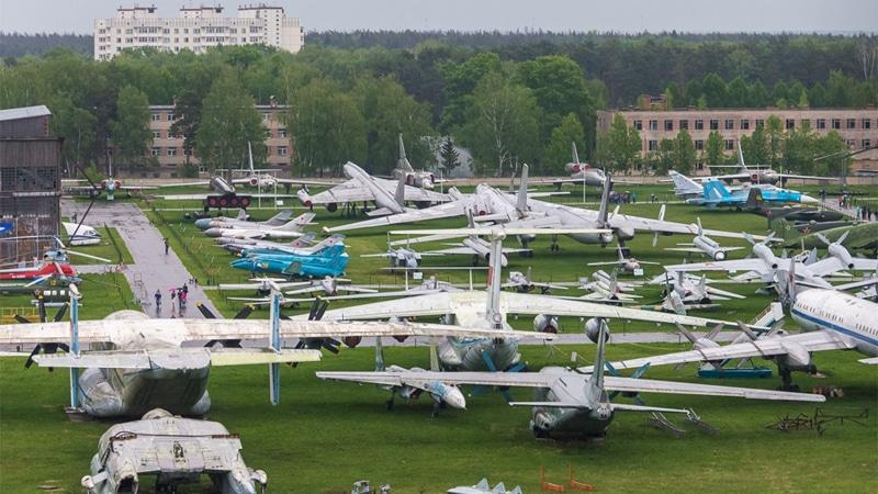 музей авиации Монино официальный сайт