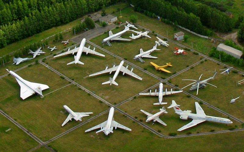 музей авиации в Ульяновске официальный сайт