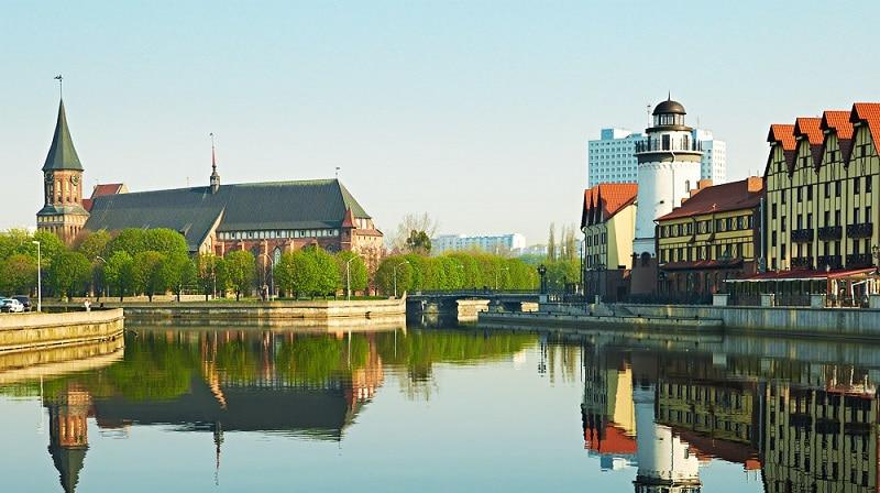 Нужен ли загранпаспорт для перелета в Калининград?