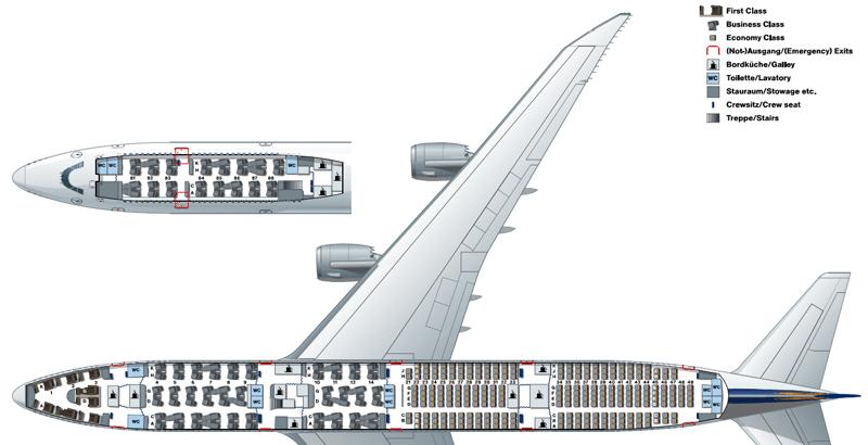 фото Боинга 747-800