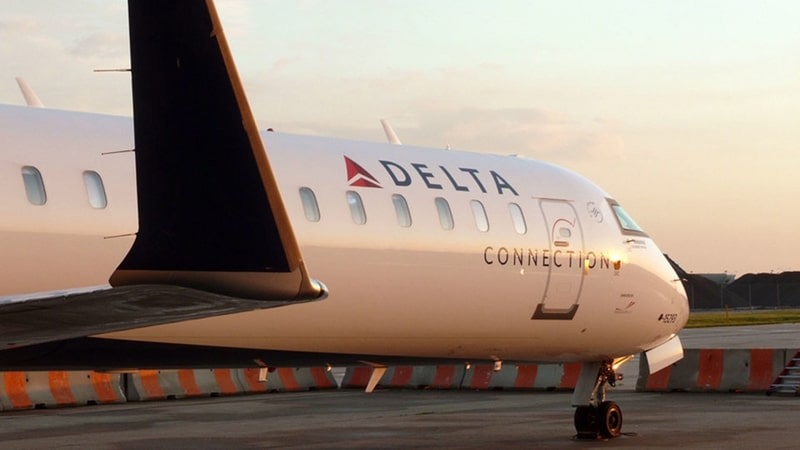 Delta Airlines официальный сайт