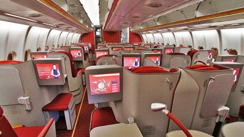 Отзывы о Hainan Airlines
