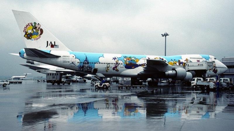 Japan Airlines официальный сайт