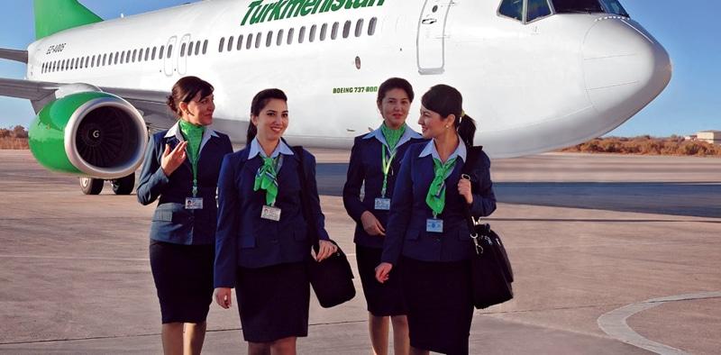отзывы о Туркменских Авиалиниях