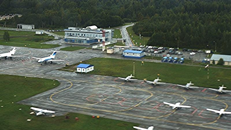 онлайн-табло аэропорта Череповца