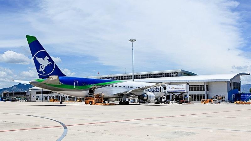 аэропорт Камрань онлайн-табло