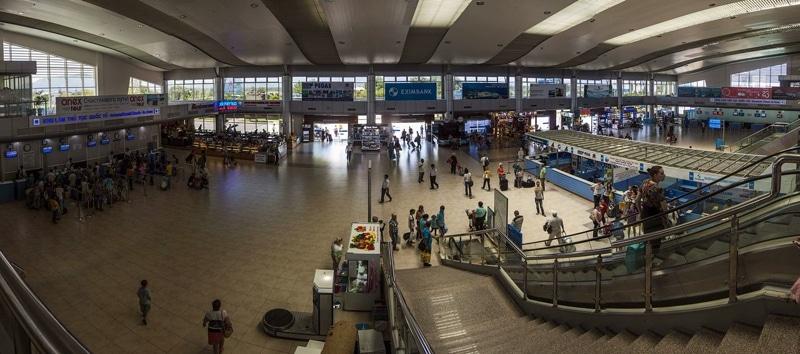 аэропорт Камрань Вьетнам