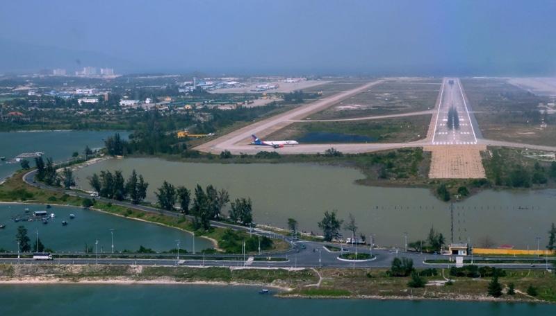 аэропорт Cam Ranh International