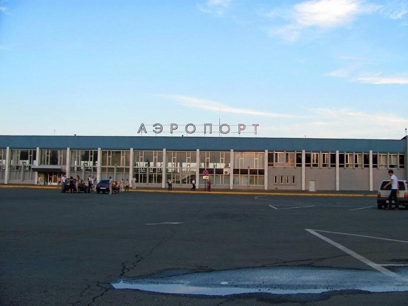Онлайн-табло аэропорта Ижевска