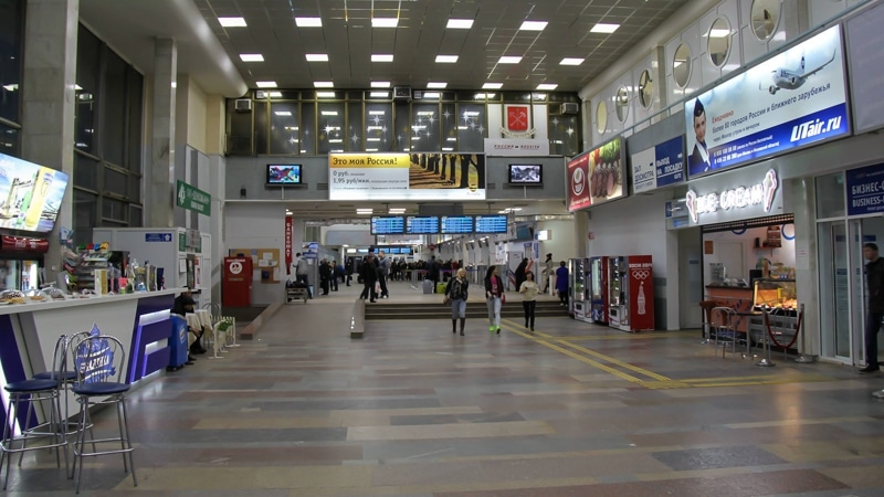 как доехать от аэропорта Ростова-на-Дону до автовокзала